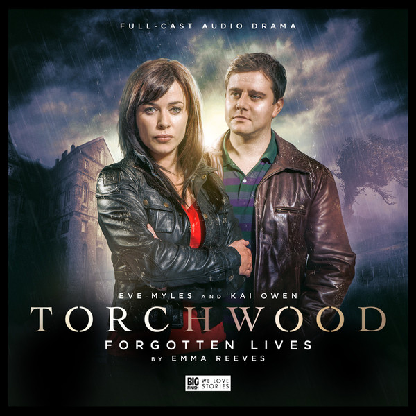 Torchwood: Forgotten Lives 1.3 Cover