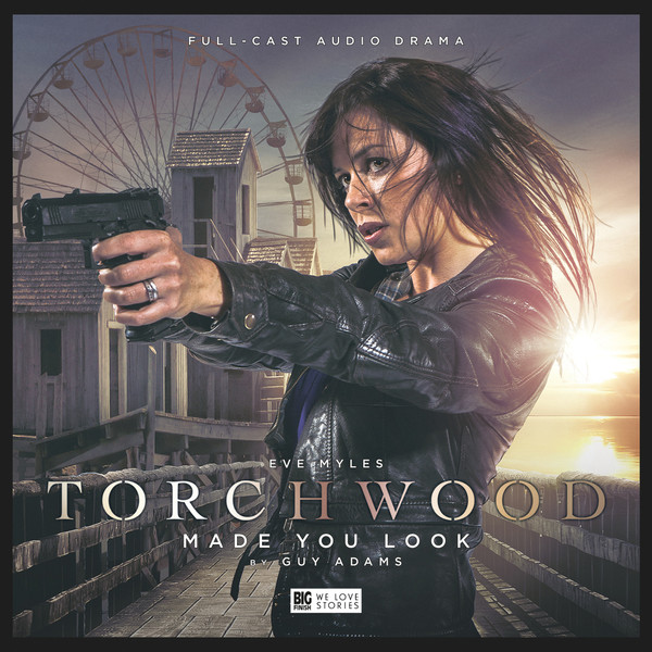Torchwood: Made You Look 2.6 (Big Finish Audio) Cover
