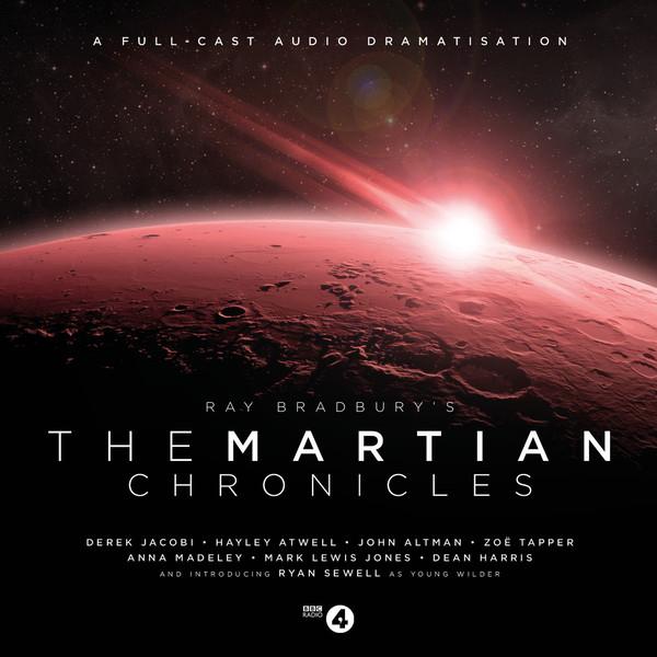 Ray Bradbury's The Martian Chronicles Cover