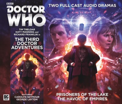 REVIEW: Doctor Who - The Third Doctor Adventures Vol. 1