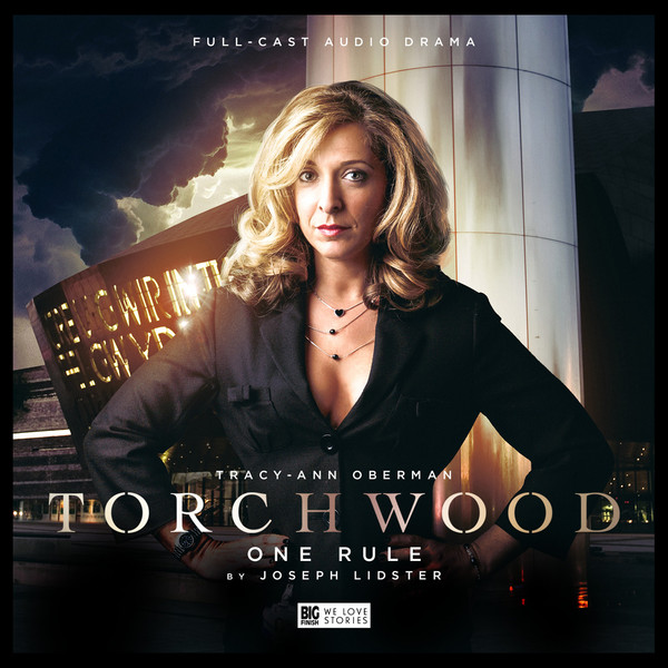 Torchwood: One Rule 1.4 Cover