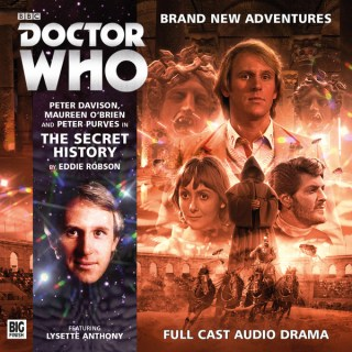 Doctor Who: The Secret History Review
