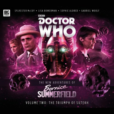REVIEW: Doctor Who: The New Adventures of Bernice Summerfield Vol. 2