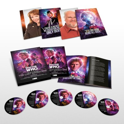 Doctor Who: The Sixth Doctor - The Last Adventure Review