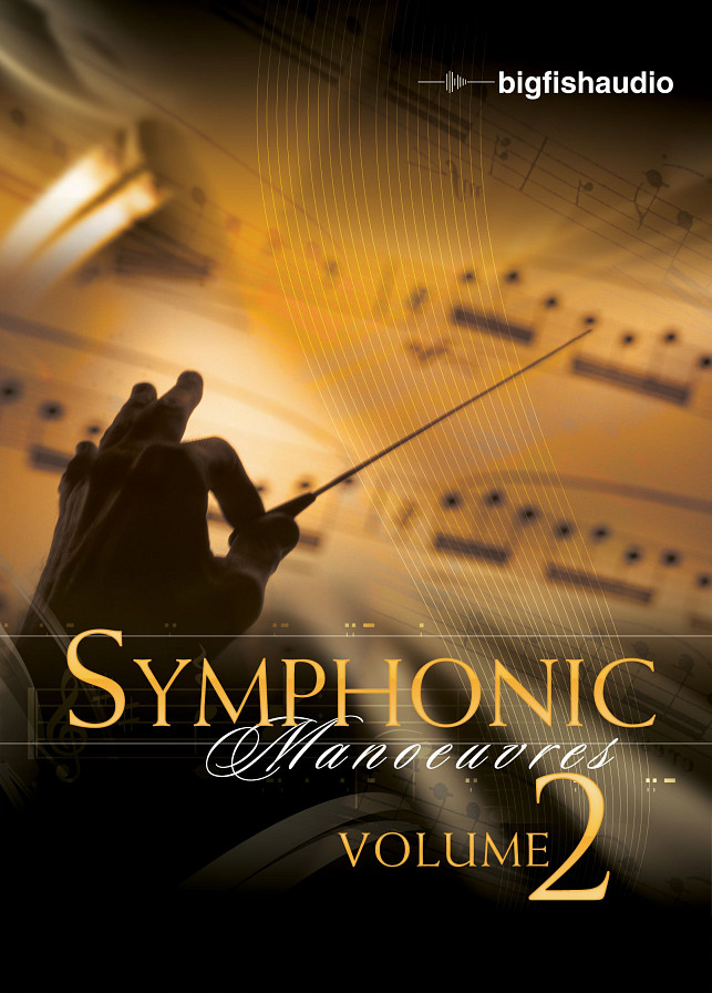 Symphonic Manoeuvres 2: A new inspiring collection of completely flexible orchestral loops.