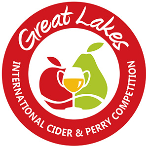 Great Lakes International Cider and Perry Competition - Badge
