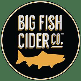 Big Fish Cider - Circular Logo