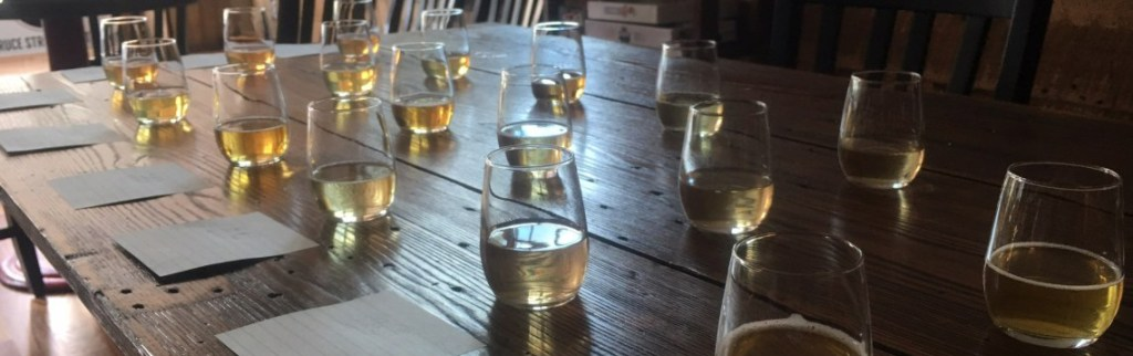Cider Competition Offerings