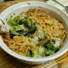 Recipe: Broccoli with Fried Onion Rings