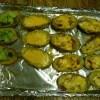 Recipe: Yummy Baked Potato Skins (veganizable)