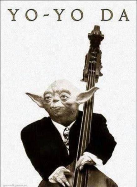 Yo-Yo-Yoda