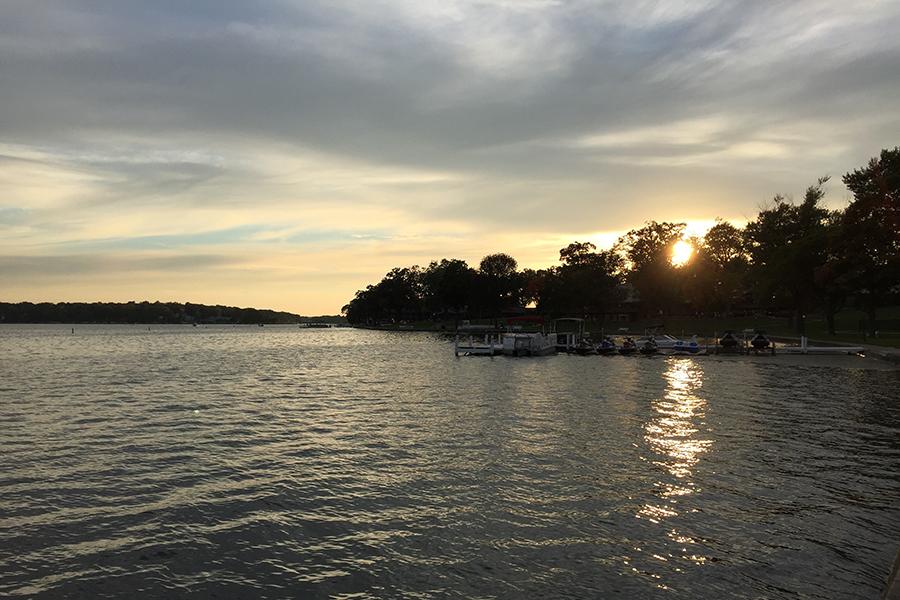 about lake