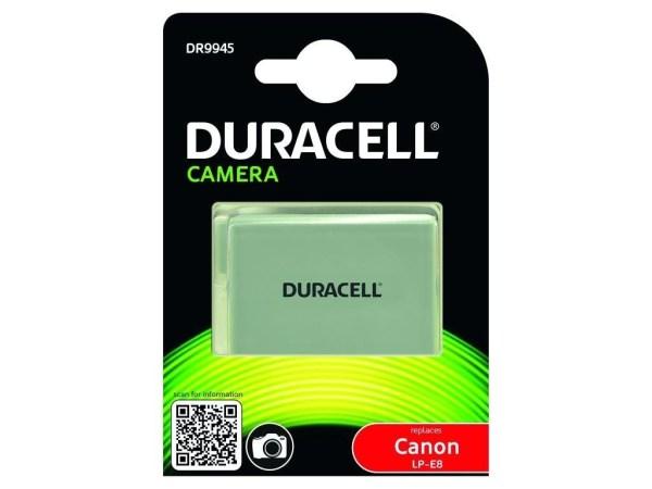 batteria compatibile duracell cano lp-e8 bigfototaranto