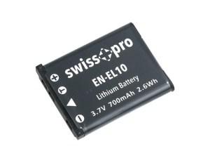 batteria-Swiss+Pro Nikon-EN-EL10-bigfototaranto