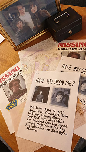 clues for Escape Room trail