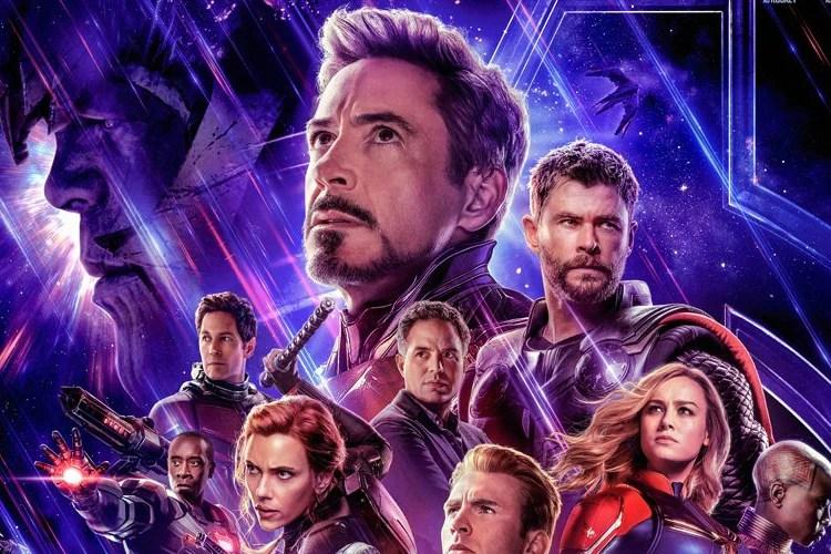Avengers endgame the movie game
