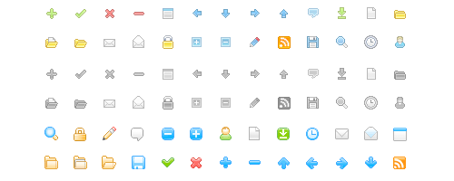 Web Development Icons by Icojoy