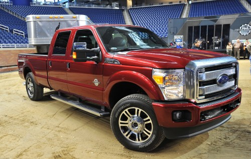 2013 Ford F-Series Super Duty Raises The Bar With Best-In-Class