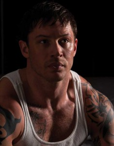 Tom Hardy in Warrior