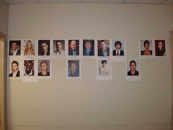 x-men-casting-wall