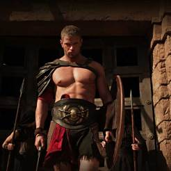 Kellan Lutz in Hercules: The Legend Begins