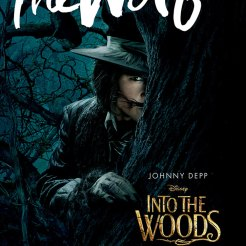 """Johnny Depp (""""Pirates of the Caribbean"""" films, """"The Lone Ranger,"""" """"Sweeney Todd"""") steps in as the Wolf, who sets his sights on Little Red Riding Hood."""