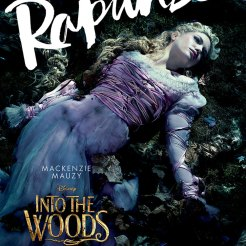 """MacKenzie Mauzy (""""Brother's Keeper,"""" Broadway's """"Next to Normal"""") plays Rapunzel, a sheltered young woman who experiences the world beyond her tower for the first time."""