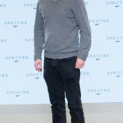 Rory Kinnear at Spectre Launch