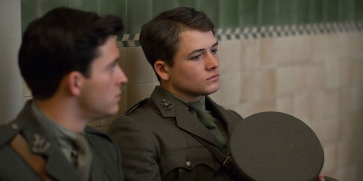 Did The Gay Secrets Behind Testament Of Youth Lead To A Young Man's Tragic Death?