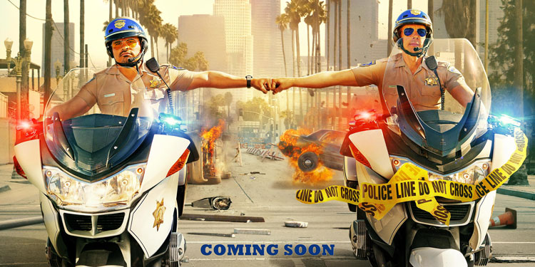 "CHIPS Trailer<span class=""pt_splitter pt_splitter-1""> – Dax Shepard & Michael Peña take on the California Highway Patrol</span>"
