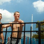 """Beach Rats Clip<span class=""""pt_splitter pt_splitter-1""""> – Two men lie in bed together in the gay-themed Sundance hit</span>"""