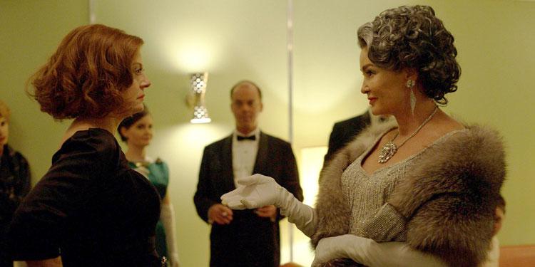 "Feud: Bette and Joan Trailer<span class=""pt_splitter pt_splitter-1""> – Jessica Lange & Susan Sarandon take on Davis & Crawford</span>"