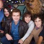 "The First Han Solo Star Wars Story Cast Photo Arrives<span class=""pt_splitter pt_splitter-1""> As Principal Photography Begins</span>"