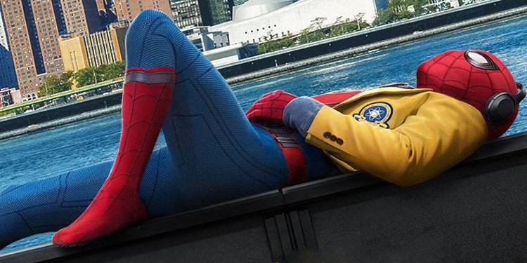 """Spidey Is Hanging Out In New <span class=""""pt_splitter pt_splitter-1"""">Spider-man: Homecoming Posters</span>"""
