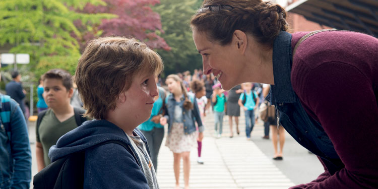 'Wonder' Trailer: First Look At Julia Roberts-Jacob Tremblay Heart-Tugger
