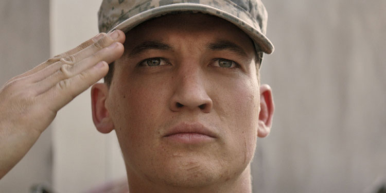 Thank You For Your Service trailer sees Miles Teller return from war