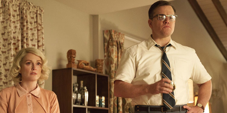 First Trailer for George Clooney's SUBURBICON Released