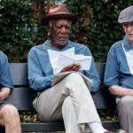 "Going In Style (Blu-ray Review)<span class=""pt_splitter pt_splitter-1""> – Michael Caine, Morgan Freeman & Alan Arkin are going bank robbing</span>"