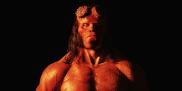 """First Look At Stranger Things' David Harbour<span class=""""pt_splitter pt_splitter-1""""> As A Muscly, Shirtless Rebooted Hellboy</span>"""