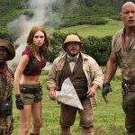 "New Jumanji: Welcome To The Jungle Trailer<span class=""pt_splitter pt_splitter-1""> – Dwayne Johnson is a teen boy & Jack Black gets gender-swapped</span>"