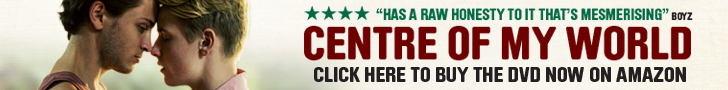 Centre of my World - on DVD now
