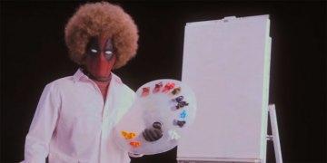 """Deadpool 2 Teaser Trailer<span class=""""pt_splitter pt_splitter-1""""> – Ryan Reynolds' antihero channels his inner Bob Ross</span>"""