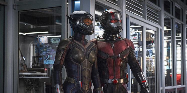 Marvel releases trailer for 'Ant-Man' sequel