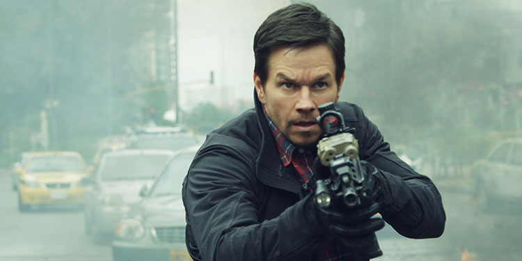 Mark Wahlberg 'gets s--- done' in first Mile 22 trailer