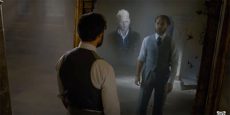 Fantastic Beasts 2 Director Says That Dumbledore's Sexuality Will Be 'Clear' - Big Gay Picture Show