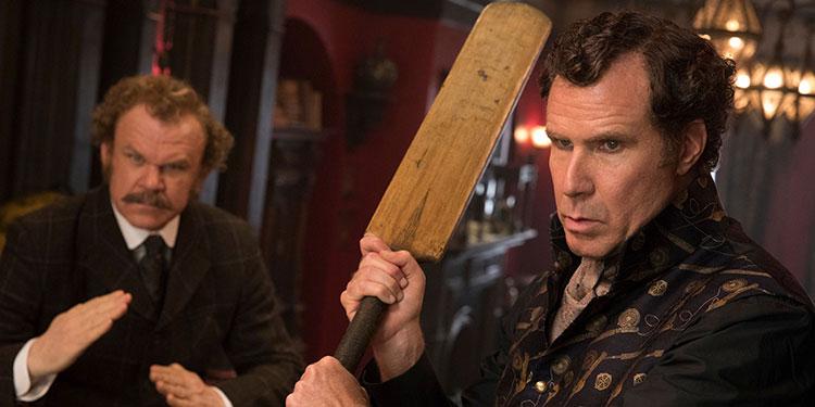 Holmes & Watson Trailer - Will Ferrell & John C. Reilly go comedy Sherlock - Big Gay Picture Show