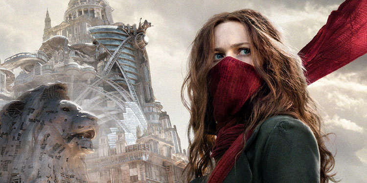 New Mortal Engines Trailer – London is literally on the move in the steampunk fantasy