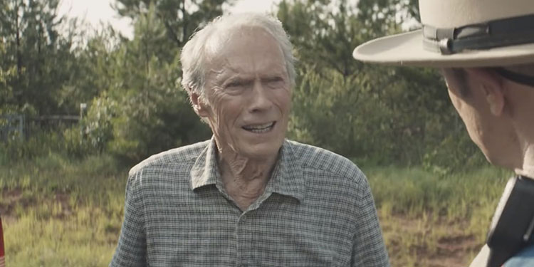 The Mule Trailer - Clint Eastwood is an octogenarian drug runner opposite Bradley Cooper - Big Gay Picture Show