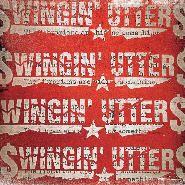 Bigger Boat Records-Swingin' Utters-Librarians