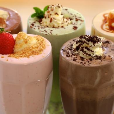 5 Homemade Ice Cream Milkshake Recipes